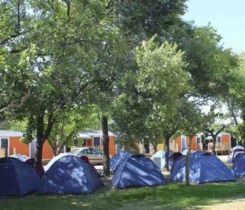 emplacement standart camping tarragone