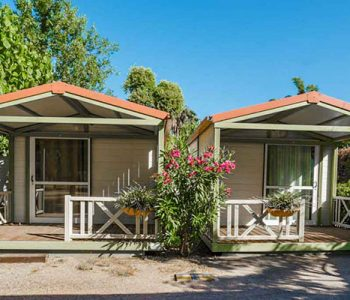 location bungalow B1 camping tarragone