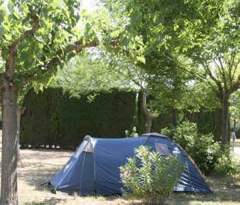 louer emplacement moto velo camping espagne